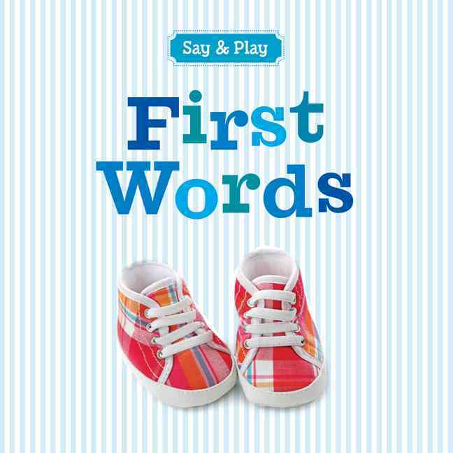 First Words By Sterling Publishing Company (COR)